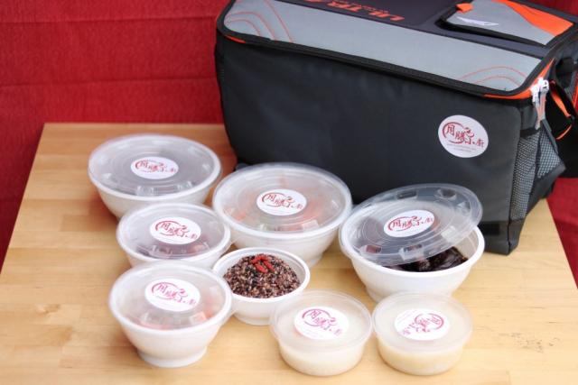 灣區月子餐包裝 - 舊金山月子餐包裝送上門