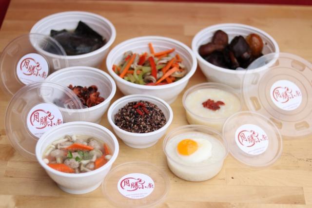灣區月子餐一餐的包裝 - 舊金山月子餐送上門
